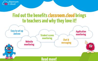 Why teachers love classroom.cloud…