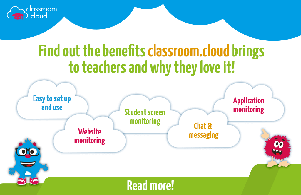 Why teachers love classroom.cloud
