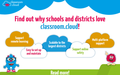 Find out why schools and districts love classroom.cloud…