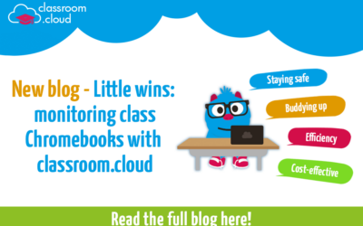 Little wins: monitoring class Chromebooks with classroom.cloud