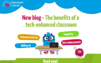 The benefits of a tech-enhanced classroom