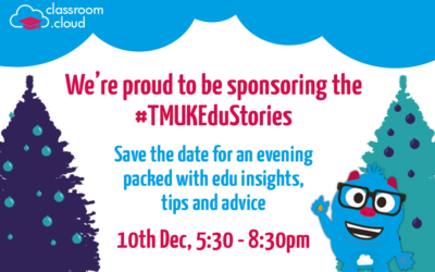 classroom.cloud is sponsoring #TMUKEduStories!