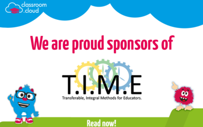 We are proud sponsors of T.I.M.E