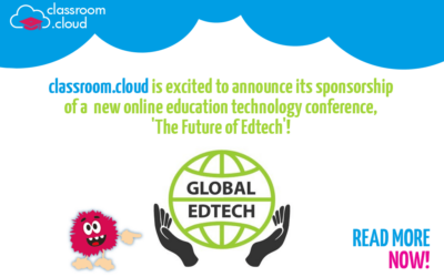classroom.cloud is sponsoring 'The Future of Edtech!'